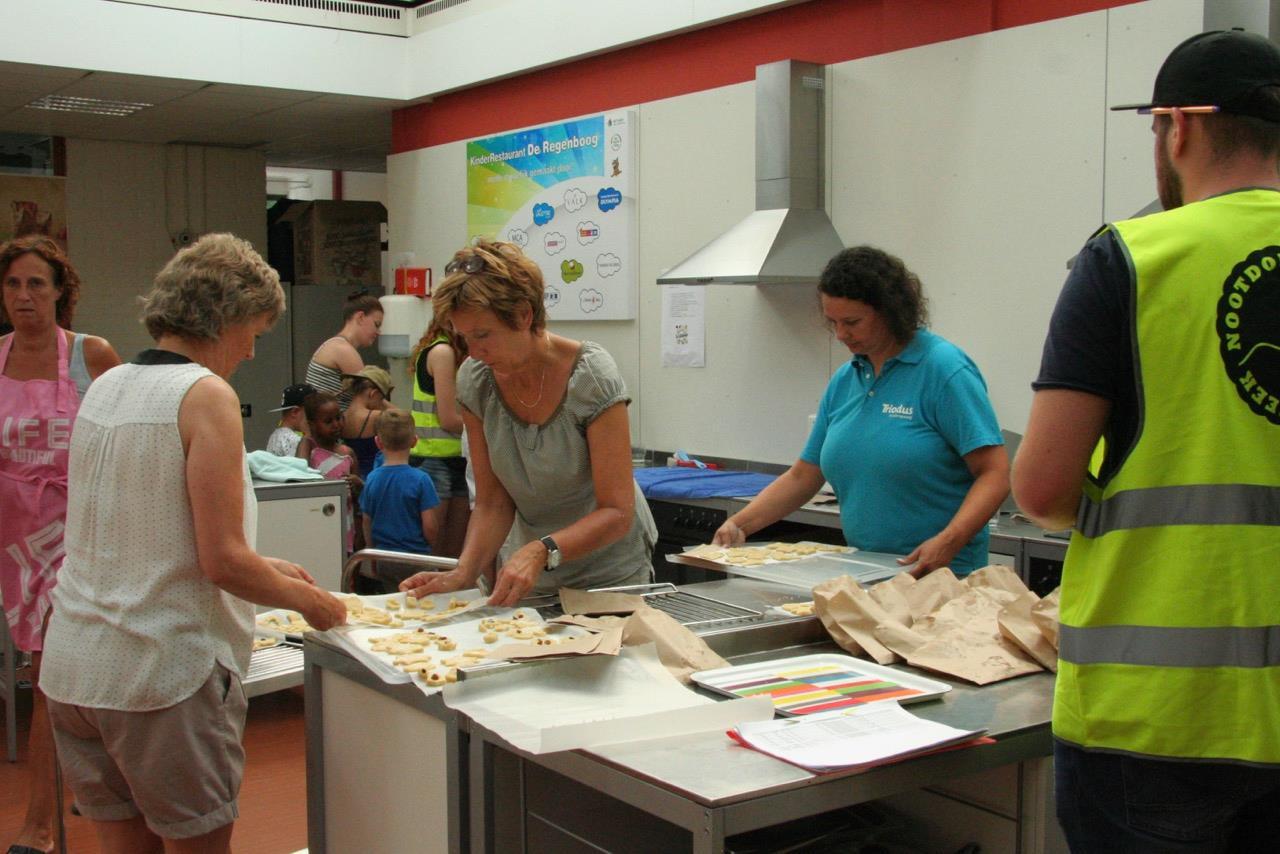 Koekjes Bakken @ Octant Kindcentrum Regenboog