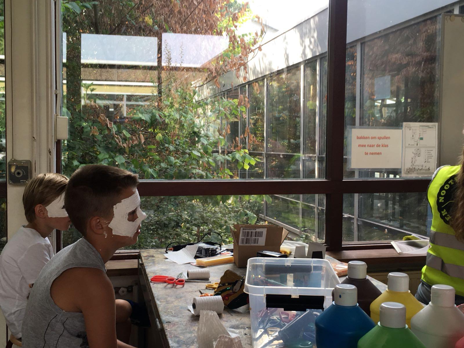 Knutselen: Maskers Maken